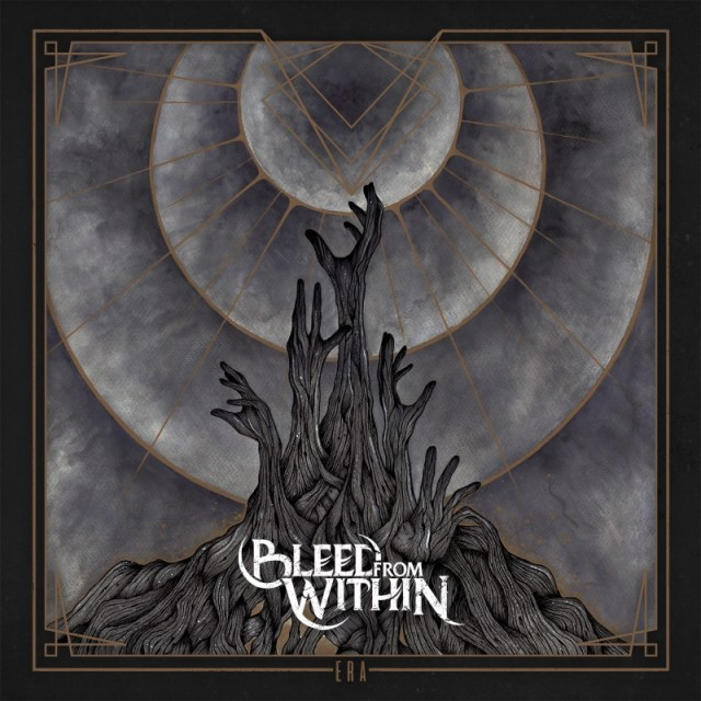 Bleed From Within Era Album Cover