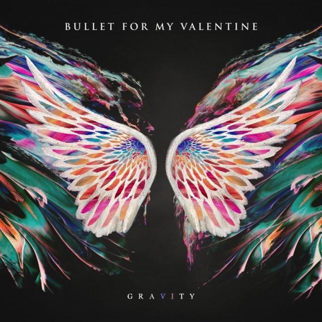 Bullet For My Valentine Gravity Album Cover Artwork