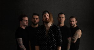 Beartooth 2018 Band Promo Photo