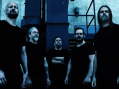 Meshuggah Band Promo Photo 2016