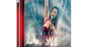 Evanescence Synthesis Live CD DVD Cover Artwork