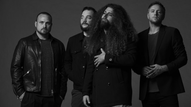 Coheed and Cambria November 2018 Promo Photo
