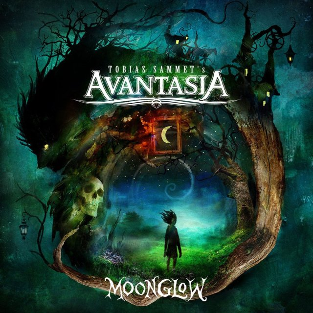 Avantasia - Moonglow Album Cover Art