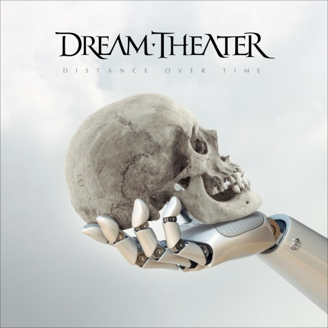 Dream Theater - Distance Over Time - Artwork