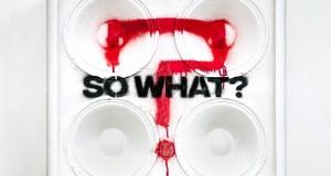While She Sleeps - So What Album Cover Artwork