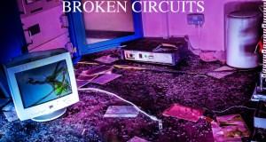 Lake Acacia - Broken Circuits Album Cover Art