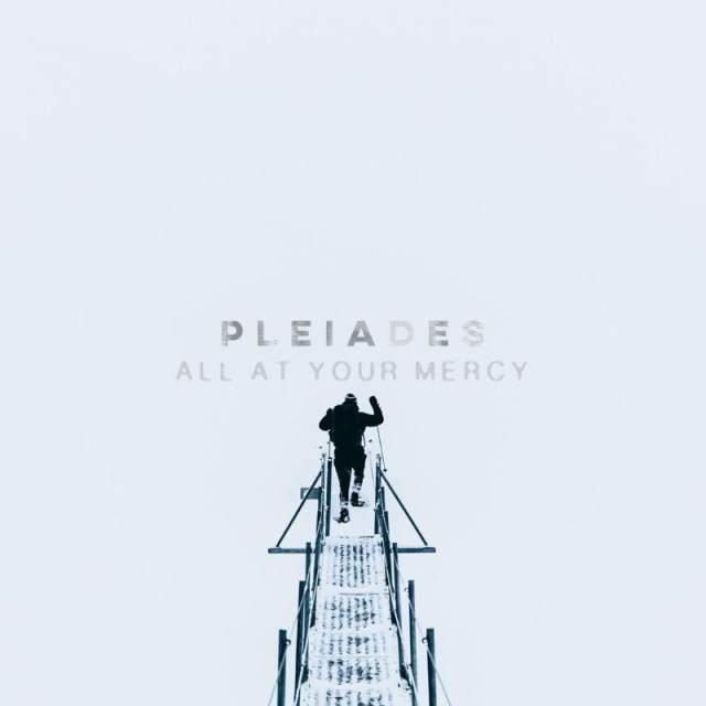 Pleiades - All At Your Mercy Album Cover Artwork