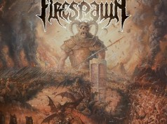 Firespawn - Abominate Album Cover Artwork