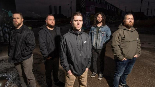 An Interview With Phil Bozeman Of Whitechapel At Download Festival 2019 We Just Want To Stand On Our Own And Do What We Do Because We Re Not Out Here For Anybody Else The band is named after the whitechapel district in east london, england, where jack the ripper committed a series of murders. whitechapel at download festival 2019