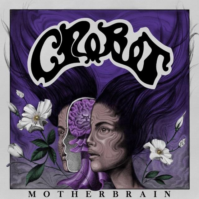 Crobot - Motherbrain Album Cover Artwork