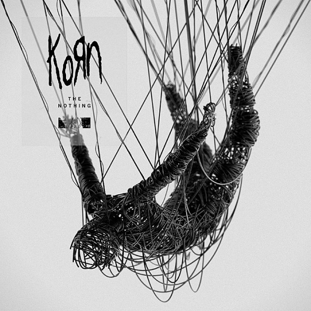 KoRn - The Nothing Album Cover Artwork
