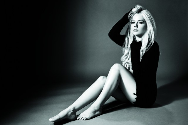 Avril Lavigne Promo Photo by David Needleman