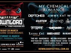 Download Festival Australia 2020 Header Image