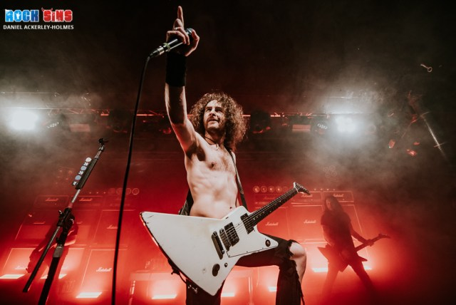 Airbourne, Rock City, Nottingham, 14th November 2019 by Daniel Ackerley-Holmes