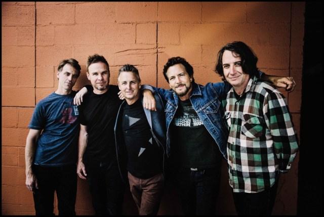 Pearl Jam - Danny Clinch