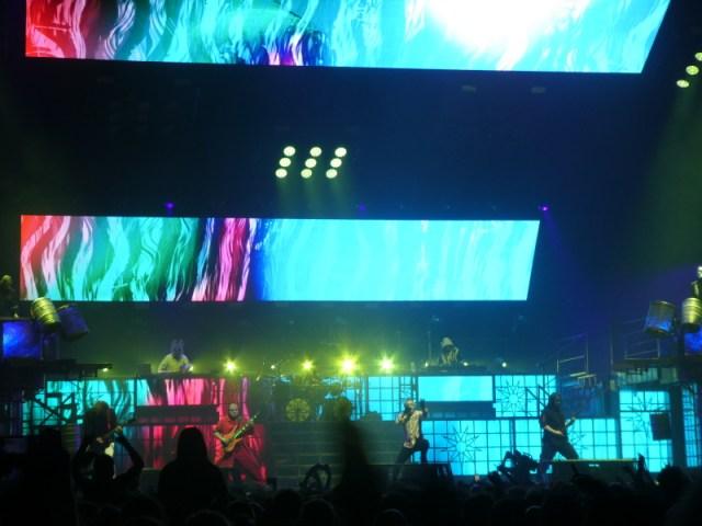 Slipknot O2 Arena London - Nero Forte