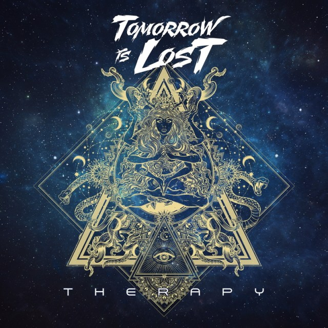 Tomorrow Is Lost - Therapy Album Cover Artwork
