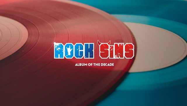 Rock Sins Albums Of The Decade Header Image