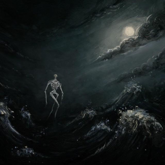 Broadside - Into The Raging Sea Album Cover Artwork