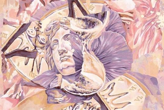 Misery Signals - Ultraviolet Album Cover Artwork
