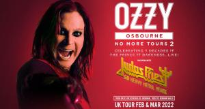 Ozzy tour poster