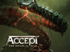 Accept - Too Mean To Die Album Cover Artwork