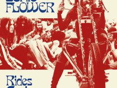 Sonic Flower - Rides Again Album Cover Artwork