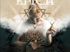 Epica - Omega Album Cover Artwork