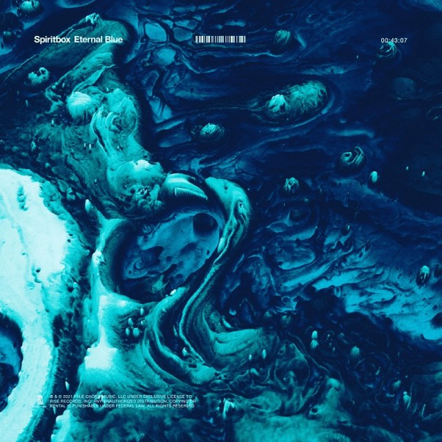 Spiritbox - Eternal Blue Album Cover Artwork