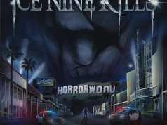 Ice Nine Kills - The Silver Scream 2: Welcome To Horrorwood Album Cover Artwork