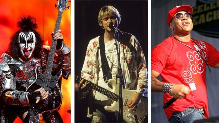 Rock Hall Nominees 2014