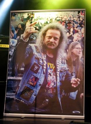 "Taunus Metal Festival - Andreas ""Law"" Freitag"