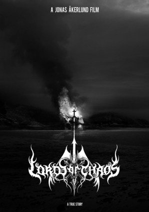 "Plakat ""Lords of Chaos"""
