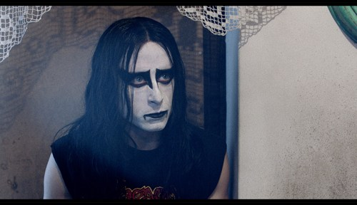 "Filmszene ""Lords of Chaos"""