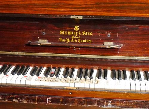 Abbey Road Studios - Mrs. Mills Klavier von 1905