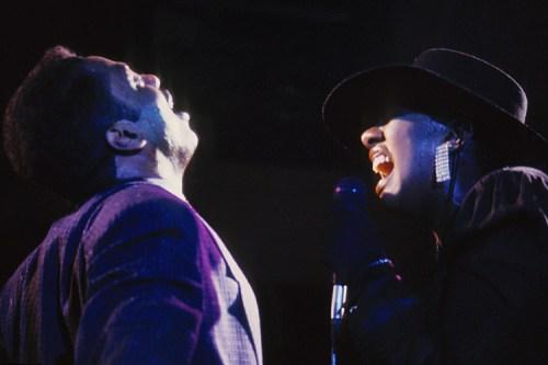 Chuck Stanley & Alyson Williams, Wartburg, Wiesbaden, 1987