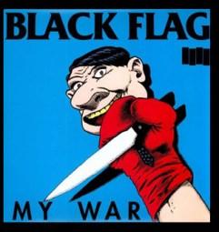 """LP """"My War"""" von Black Flag"""