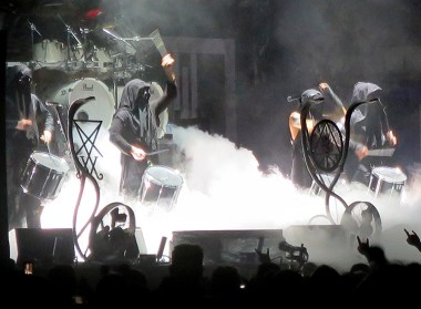 Behemoth in der Festhalle