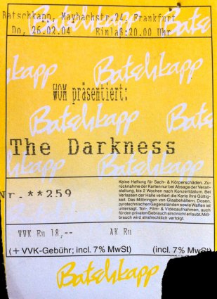 The Darkness 2004