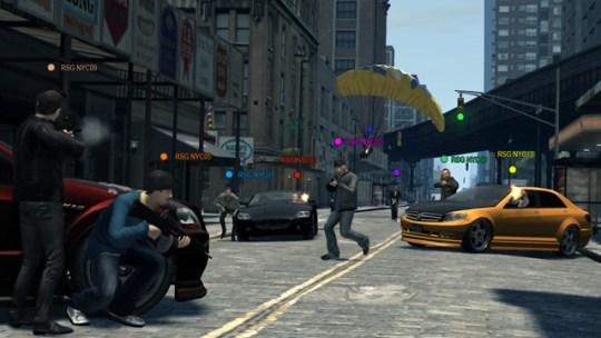 Rockstar Game Tips  Mastering Multiplayer in Episodes from Liberty     These tips should help you master the new multiplayer modes in Episodes  from Liberty City for PlayStation 3  PC  and Xbox 360