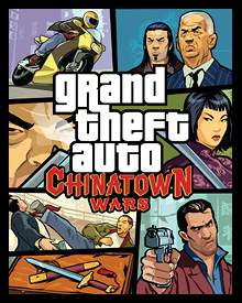 Jaquette GTA Chinatown Wars
