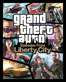 Jaquette GTA Episodes From Liberty City