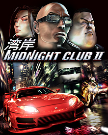 Jaquette Midnight Club II