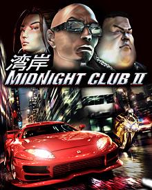Jaquette Midnight Club II