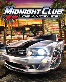 Jaquette Midnight Club Los Angeles