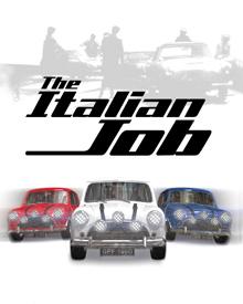Jaquette The Italian Job