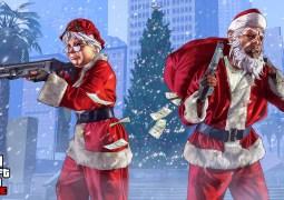 GTA Online – La surprise festive 2015 est la