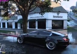 Grand Theft Auto V en photoréalisme via un mod