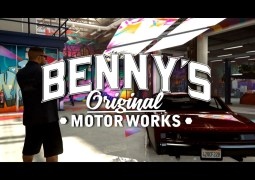 Lowriders – Benny's Original Motor Works