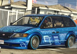 """Le Vapid Minivan Custom et le mode rivalité """"Un paquet très convoité"""" sont disponibles"""